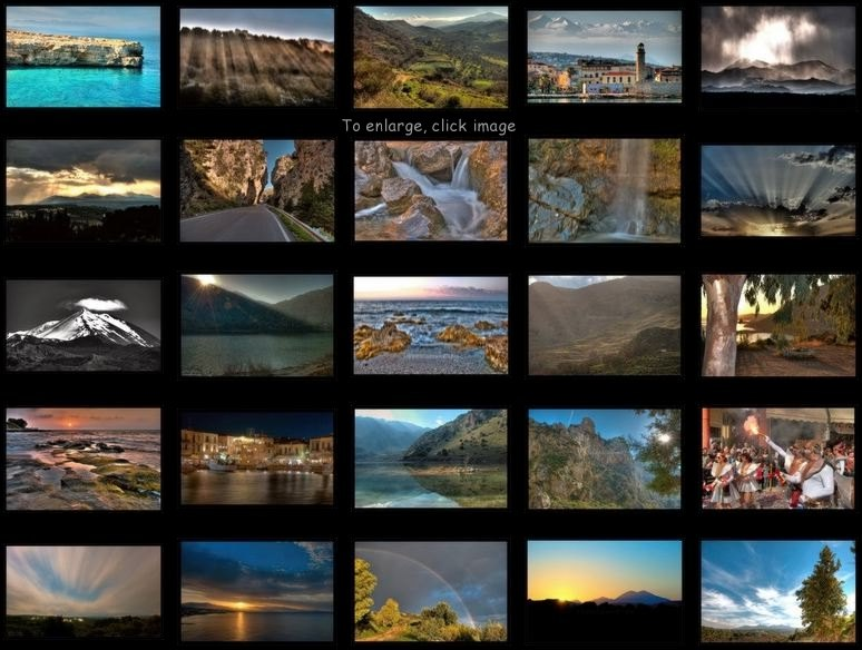 Thumbnails, click individual images for larger version