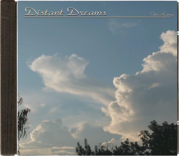'Distant Dreams' CD front