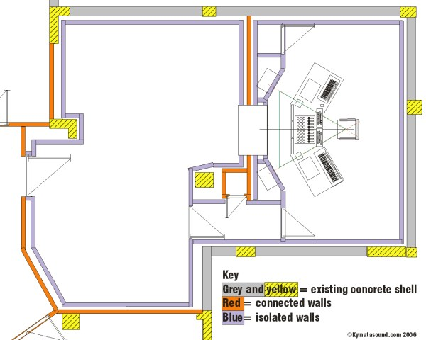 Floorplan recording studio floor layout ~ crowdbuild for hybrid recording studio wiring diagram at creativeand.co
