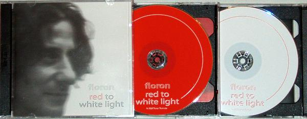 Floron 'Red to White Light' double CD